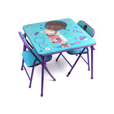Mickey Mouse Table And Chairs by Disney Doc Mcstuffins On The Go Activity Table Set Walmart Com