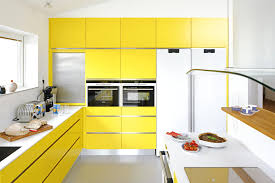 Painted Kitchen Cabinet Ideas Freshome Painted Kitchen Cabinet Ideas Freshome With Yellow Breathingdeeply
