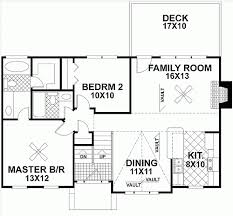 floor plans for split level homes inspirational floor plans split level homes new home plans design