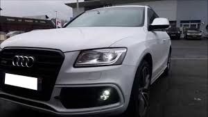 Audi Q5 Headlight - audi q5 sq5 xenon pack led intérieure led cree 80 w