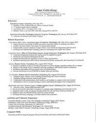 Graduate Resume Template 11 Student Resume Samples No Experience Resume Pinterest