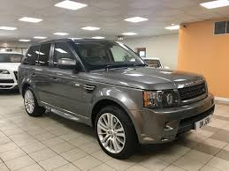 used range rover for sale used land rover for sale in alfreton used car dealer derbyshire