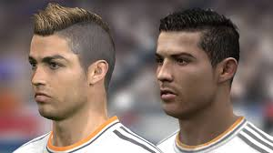 fifa 14 all hairstyles new hairstyle pes 13 pes radamel falcao face hair by arvin patch
