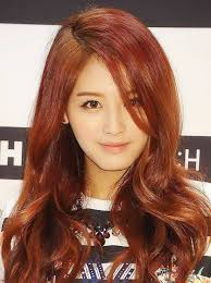 waivy korean hair style jae kyung long wavy korean hairstyles 01 latest hair styles