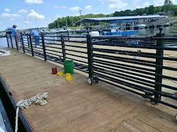 j a white riverboat port of des moines