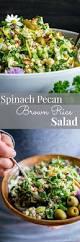 Easy Salad Recipe by Best 20 Rice Salad Recipes Ideas On Pinterest Rice Salad