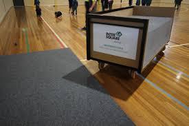 Laminate Flooring To Carpet Case Study Carpet Replacement Using Intersquare Flooring Product