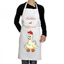 tablier de cuisine personnalisable tablier de cuisine personnalisé pas cher cadeau pour femme le