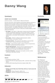 Technical Architect Sample Resume by Sales Engineer Resume Samples Visualcv Resume Samples Database