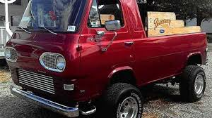 Vintage Ford Econoline Truck - 1964 ford econoline pickup for sale near wilkes barre