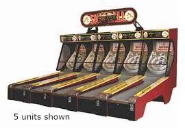 rent carnival skeeball skee carnival rental amusement san