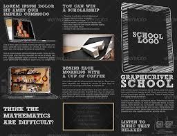 tri fold school brochure template school brochure tri fold brochure by keepitsimple graphicriver
