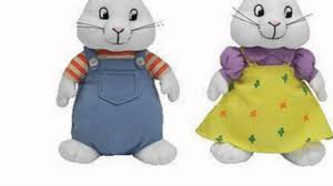 ty beanie baby max and ruby set youtube