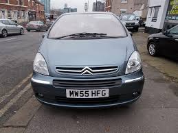 2005 citroen xsara picasso desire 1 6hdi diesel 5 speed manual