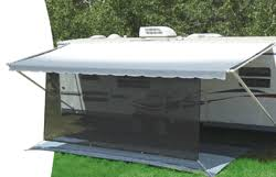 Rv Awning Extensions Rv Awning Screen Shades Keep Cool With A Vista Shade