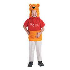 Winnie Pooh Halloween Costume Winnie Pooh Tigger Infant Costume
