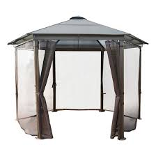 Discount Gazebos by Hardtop Roof Gazebos