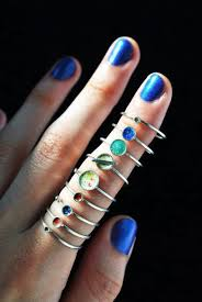 girl hand rings images Jewels ring planets ring science solar system galaxy print jpg