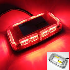 magnetic base strobe light vehicle car roof lights 36w top yellow 36 led emergency warning
