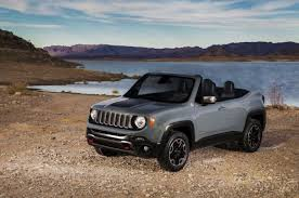 jeep renegade convertible renegade convertible