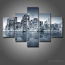 Landscape Canvas Prints by Wall Art Ideas Design Combination New York Wall Art Canvas