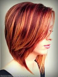 hair cuts with red colour 2015 red highlights hairstyles 2015 new haircuts and hair colors form