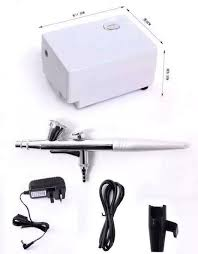 Professional Airbrush Makeup Machine Oxygen Jet Oxygen Machine Tattoo Spray Device Airbrush