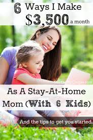6 Ways To Find More 6 Ways I Bring In 3 500 Of Extra Income Per Month As A Stay At