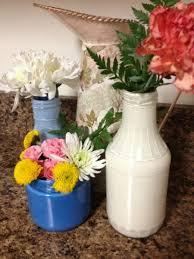 cool vases diy painted glass bud vases joy of kosher