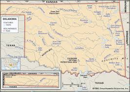map ok panhandle oklahoma physical features britannica homework help