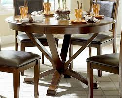 round dining sets homelegance round dining table helena el 5327 48