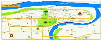 Hmong Map Luang Prabang