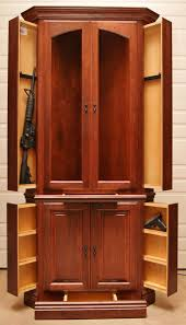 Gun Cabinets For Sale Walmart by Amazing Gun Cabinet Hidden Bookcase In Billy Width With Bookcases
