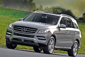 mercedes suv 2012 models 2013 mercedes m class reviews and rating motor trend