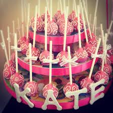 cake pop para baby shower baby shower diy