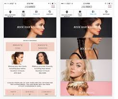 hair and makeup app 5 on demand beauty services for on time
