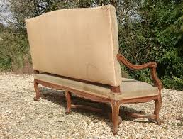 Antique French Settee Antique Formal Sofas Hares Antiques