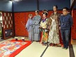 google toei open samurai drama studio in tokyo u0027s roppongi hills