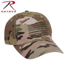 Usa Flag Hats Rothco Low Profile Cap With Us Flag