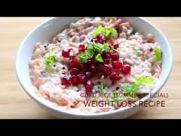 curd rice for weight loss diet plan to lose weight fast indian