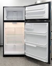 frigidaire fftr1821qs refrigerator review reviewed com refrigerators