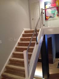 cable stair railing diy home design ideas and pictures