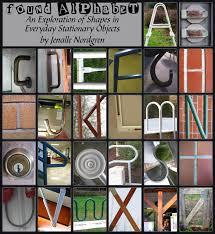 found alphabet jenalle u0027s evcc journal