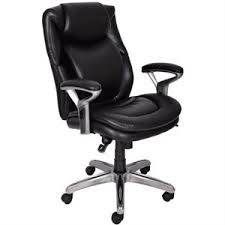 Black Leather Office Chairs Office Chairs Cymax Stores