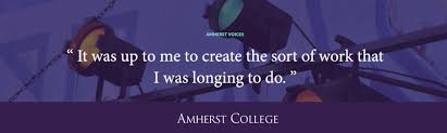 quote for daughter going to college amherst today amherst voices amherst college