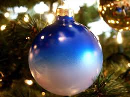 blue balls ornaments cheminee website