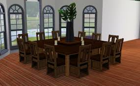 square table for 12 square dining table for 12 espan us