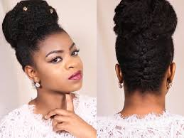 black updo hairstyles atlanta french braided updo bun on 4b c natural hair protective styling