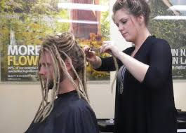 hairstyles after dreadlocks naturally inquisitive mother cutting the dreads a difficult