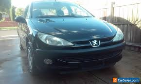 black peugeot for sale black 2000 manual peugeot this car is for sale in australia